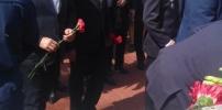 Памятные мероприятия на Скорбященском мемориальном комплексе Рязани, посвященные Дню Победы
