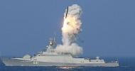 Корабли ВМФ РФ запустили крылатые ракеты по объектам ИГ у Пальмиры