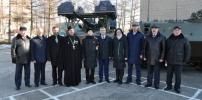 Военнослужащих 137 парашютно-десантного полка поздравили с Днем защитника Отечества