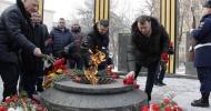 В Рязани почтили память воинов-интернационалистов
